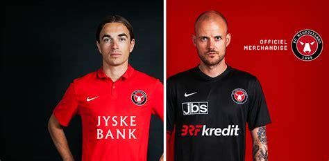fc midtjylland nike  home  european kits todo