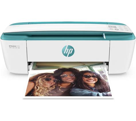 Printer Wifi Hp hp deskjet 3735 all in one wireless inkjet printer deals pc world