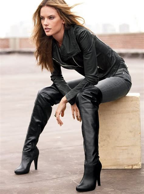 17 Most Fashionable The Knee Boots by How To Wear Equestrian Inspired Fashion High Boots