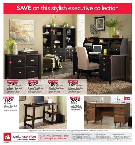 cyber monday office desk deals cyber monday 2017 office depot officemax ad buyvia