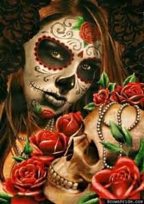 brown pride badass pinterest skull art day