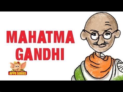 mahatma gandhi mini biography mini bio gandhi doovi