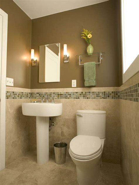 half bath decor half bathroom color scheme love the tiles and earthy
