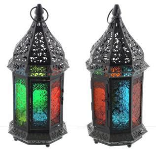 kerzenhalter orientalisch laterne marrakesch windlicht orientalisch metall