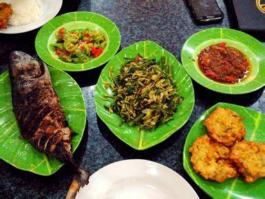 restoran ikan tude manado sudirman lengkap menu