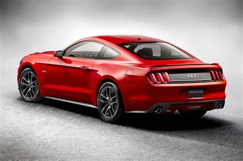 2015 Ford Mustang V8 Bangshift Ford To Offer Used Ls V8 Option In 2015