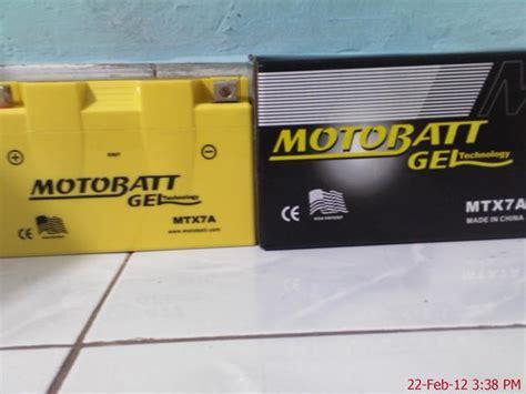 Aki Motor Untuk 250 Karbu Mtx7a Motobatt jual aki motor murah gs astra yuasa tiger thunder skutik bebek kaskus archive