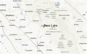 bass lake california map bass lake weather station record historical weather for