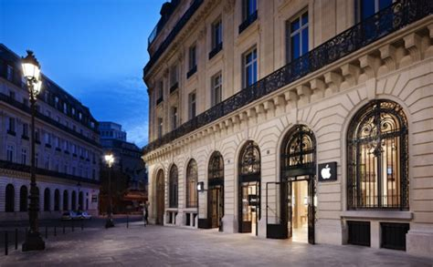 paris apple store paris court fines apple on forcing store employees to work