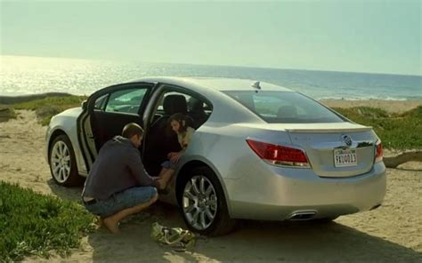 buick commercial actress at beach who is the woman in the subaru crosstrek commercial new