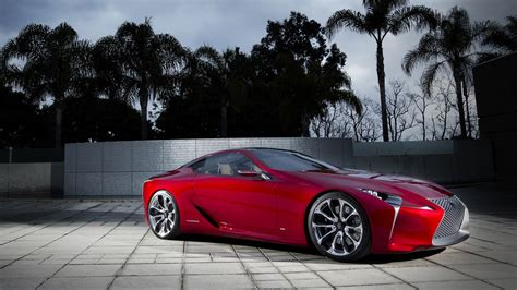 lexus lf lc engine your ridiculously cool lexus lf lc concept wallpaper is here