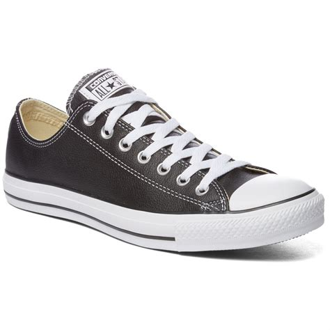 leather converse shoes converse chuck all leather ox shoes evo outlet