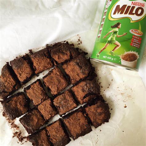 membuat brownies panggang tanpa mixer resep brownies kukus milo keju tanpa mixer lembut super
