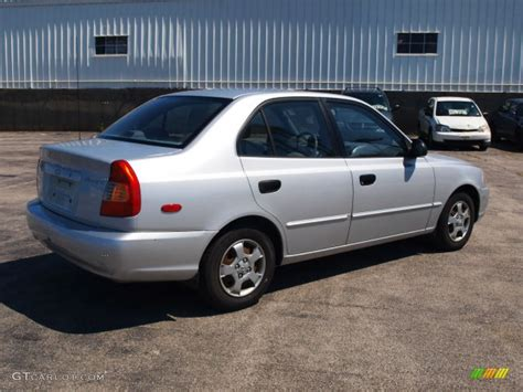 Hyundai Accent 2002 by 2002 Hyundai Accent Ii Sedan Pictures Information And