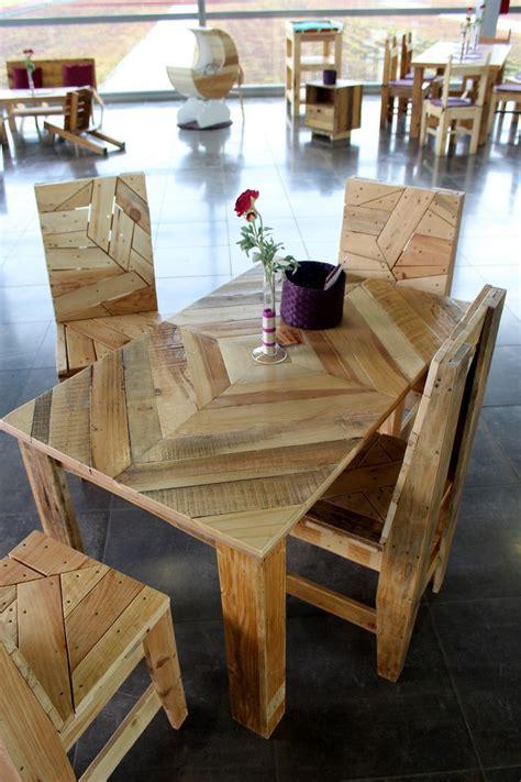 comedor rustico mesas  bancas en  trabajo de
