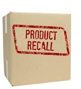 product recall plan template recalls