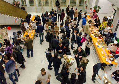 Hec Mba Class Profile 2017 by Mba Fair Dishes Up International Foods Hec Mba News