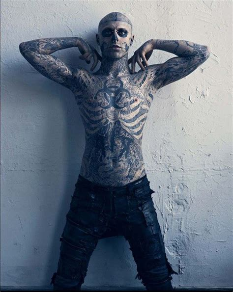 zombie boy tattoo boy tattoos best ideas gallery