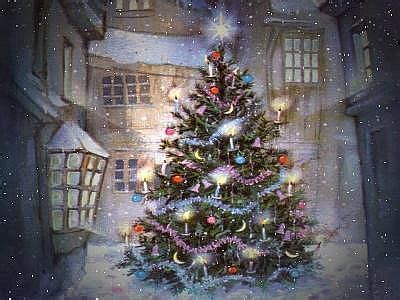 luthers christmas tree origins and history of the tree the of mystica
