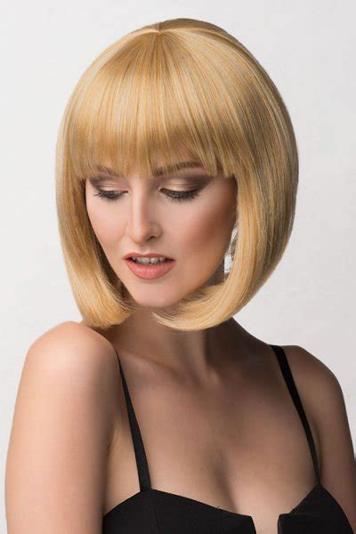 human hair inverted bob wigs inverted bob wig soft blonde isabelle smooth bobs