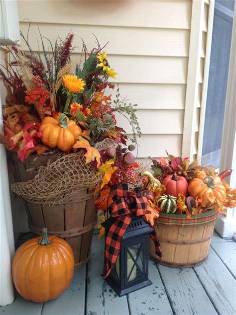 thanksgiving decorations outdoor ideas