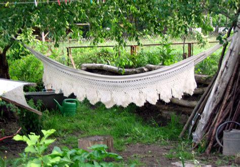 Hängematte Im Garten by Article 384479 Wohnzimmerz