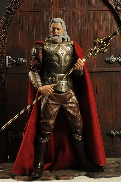 thor movie van odin thor movie sixth scale action figure another pop
