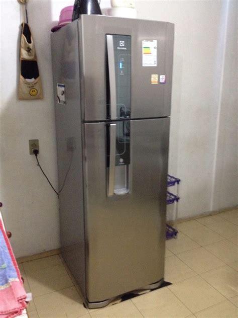 Dispenser Electrolux refrigerador electrolux free duplex dw42x c