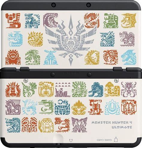 4u Mh4u Nintendo 3ds nintendo cover plate mh4u new 3ds skroutz gr