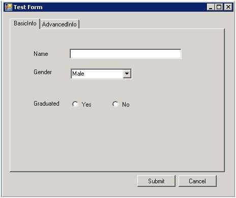 ui automation of windows desktop applications with powershell