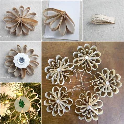 confeccion de flores de papel pediodico la gu 237 a definitiva para hacer flores de papel de navidad