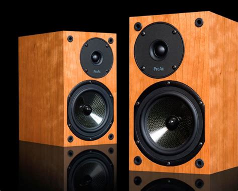 Sound Desk Proac Anniversary Tablette Loudspeaker Ultra High End