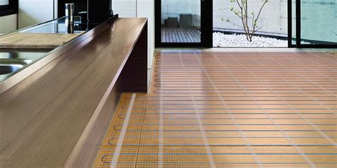 How To Install Suntouch Floor Heating Mats by Electric Radiant Floor Heating Stunning How To Install A