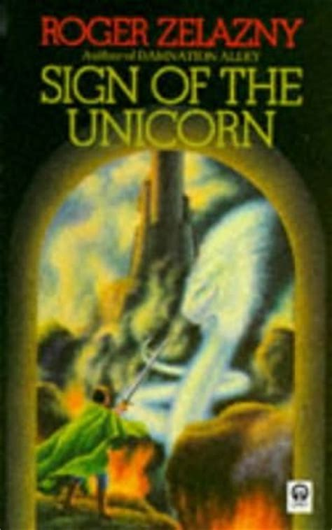 the sign of the unicorn book 3 by roger zelazny