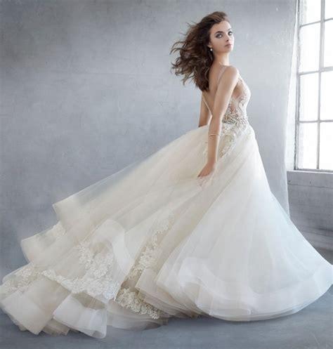 lazaro wedding dresses 2016 collection