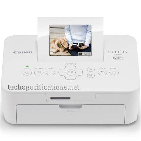 Printer Canon Selphy Cp810 canon selphy cp810 photo printer tech specs