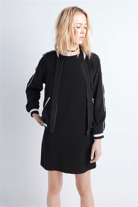 robe pour femme raff deluxe noir zadig voltaire