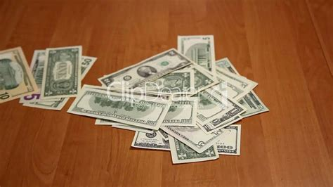 money on the table money on the table royalty free video and stock footage