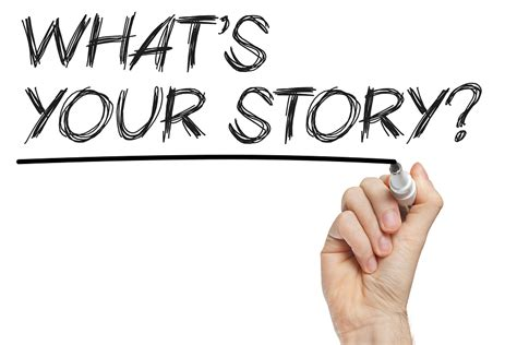 Whats Your Story by Story Telling On Blogs Your Story Writing On The