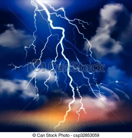 lightning clipart lightning clipart background pencil and in color