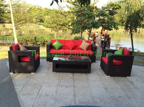 Garden Rattan Sofa Set Furniture Factory Wholesale Outdoor Wholesale Outdoor Furniture