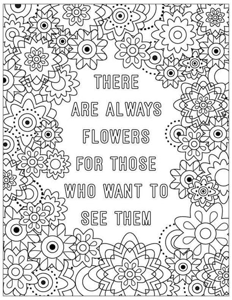 doodle alley flowers 1000 ideas about quote coloring pages on easy