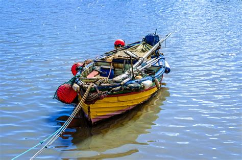 small fishing boat equipment small fishing boat free stock photo public domain pictures