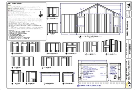 house framing plans drawing checklist designbuildduluth com