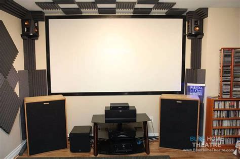 home theater design and installation projects in surrey