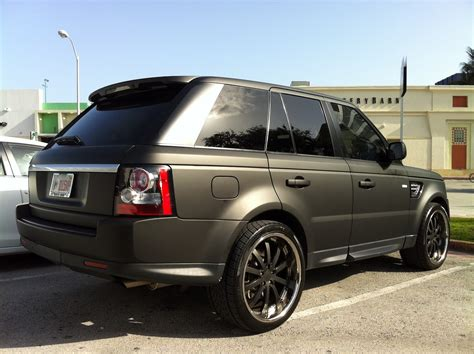 range rover black rims matte gray black range rover sport supercharged with