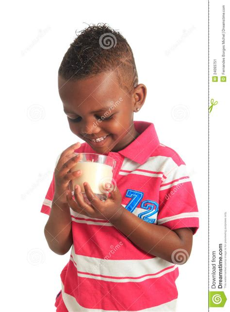 afro american afro american black child smiles isolated 10 stock image
