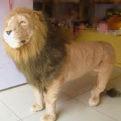Giant Pillow Chair Large Stuffed Lion Promotion Online Shopping For
