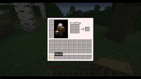 How To Make A Table In Minecraft by Minecraft How To Make A Crafting Table