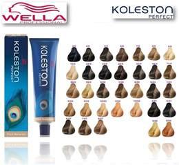 koleston color chart wella koleston 100 genuine naturals